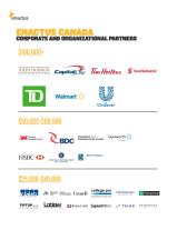 Enactus Canada Partners