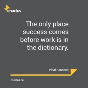 Enactus Quotes