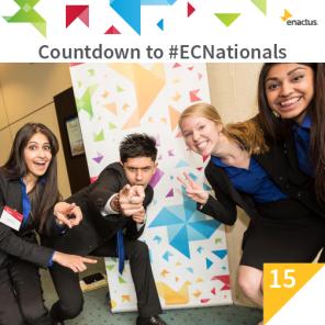 Social Media Countdown to ECNationals